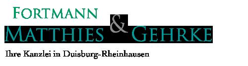 Fortmann, Matthies & Gehrke